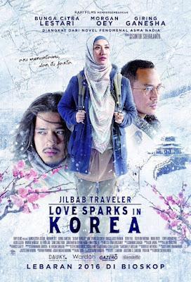 Biodata Lengkap Pemain Film Jilbab Traveler: Love Sparks in Korea