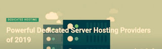 Dedicated Server Hosting Providers