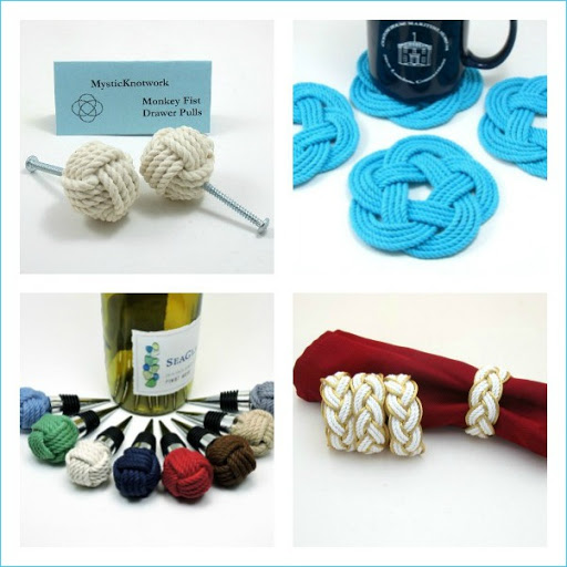 Rope Knot Decor