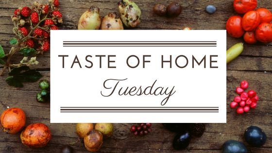 Taste of Home Tuesday ~ redcottagechronicles.com