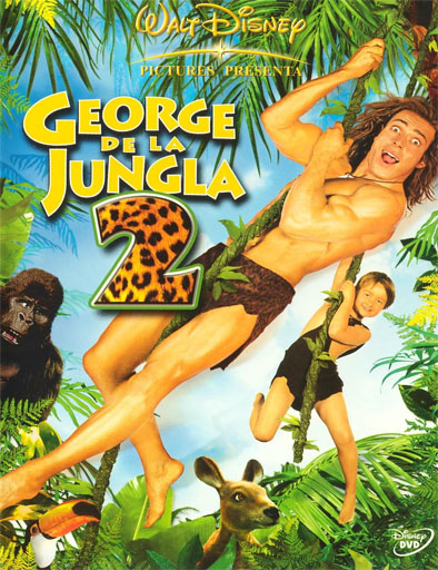 Ver George de la jungla 2 (2003) Online