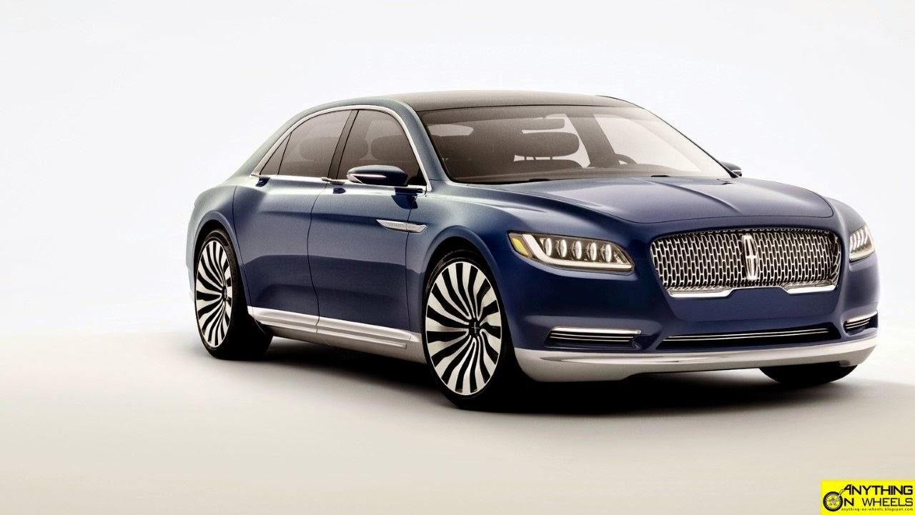 anything on wheels 2015 new york lincoln continental concept brings back the full size. Black Bedroom Furniture Sets. Home Design Ideas
