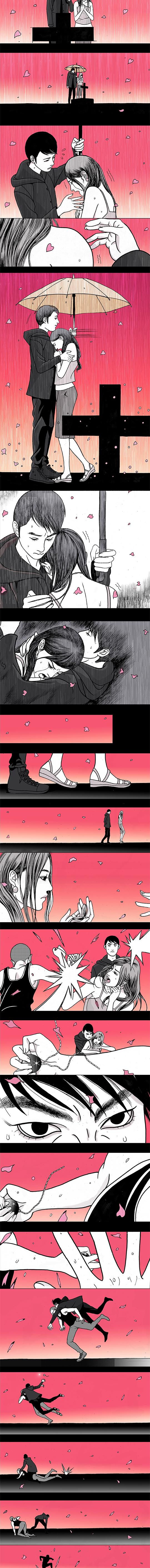 Chạy và Chạy chap 12: Yêu đương