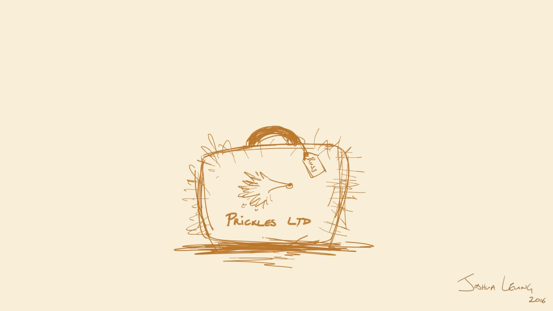 Aligoriths Lair Grease Pencil Fun Hedgehogs Character Sketches