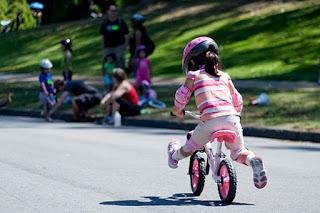 Xe thăng bằng Ander sự lựa chọn tốt nhất cho bé