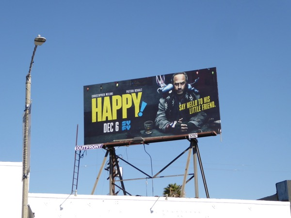 Happy season 1 billboard
