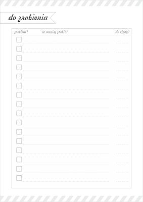 Lista rzeczy do zrobienia do pobrania