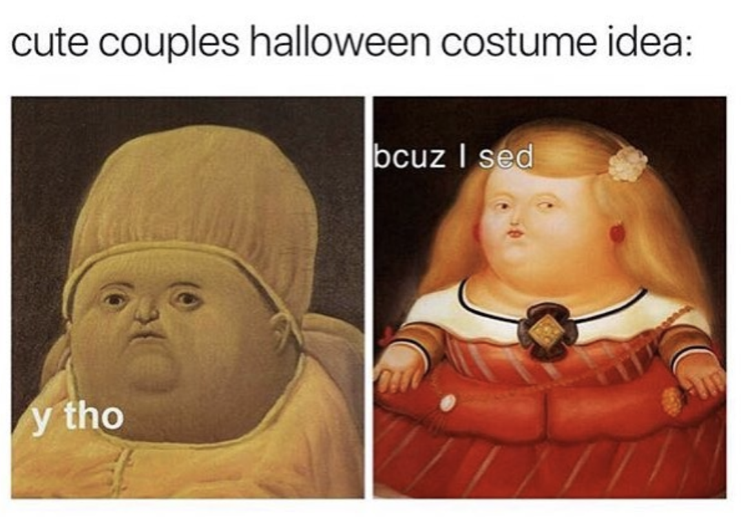Cute couples halloween costume idea