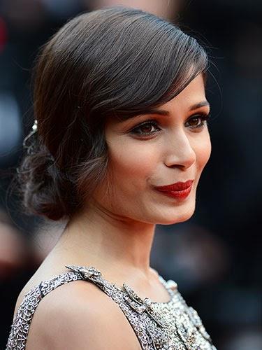 Model Rambut Untuk Wajah Bulat Wanita: 30 Gaya Rambut ...