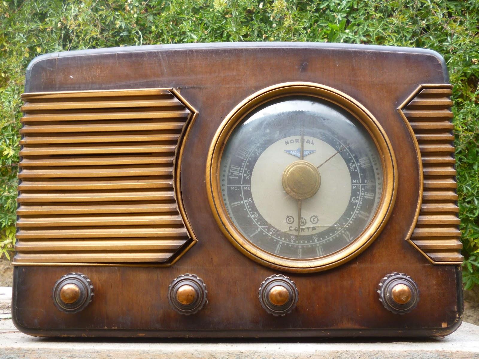 Tintadreams d a mundial de la radio - Fotos radios antiguas ...