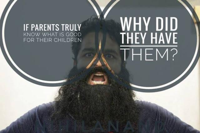 شاب هندي يقاضي والديه بسبب ولادته من دون إذنه!!