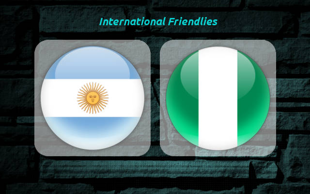 Argentina vs Nigeria Full Match & Highlights 14 November 2017
