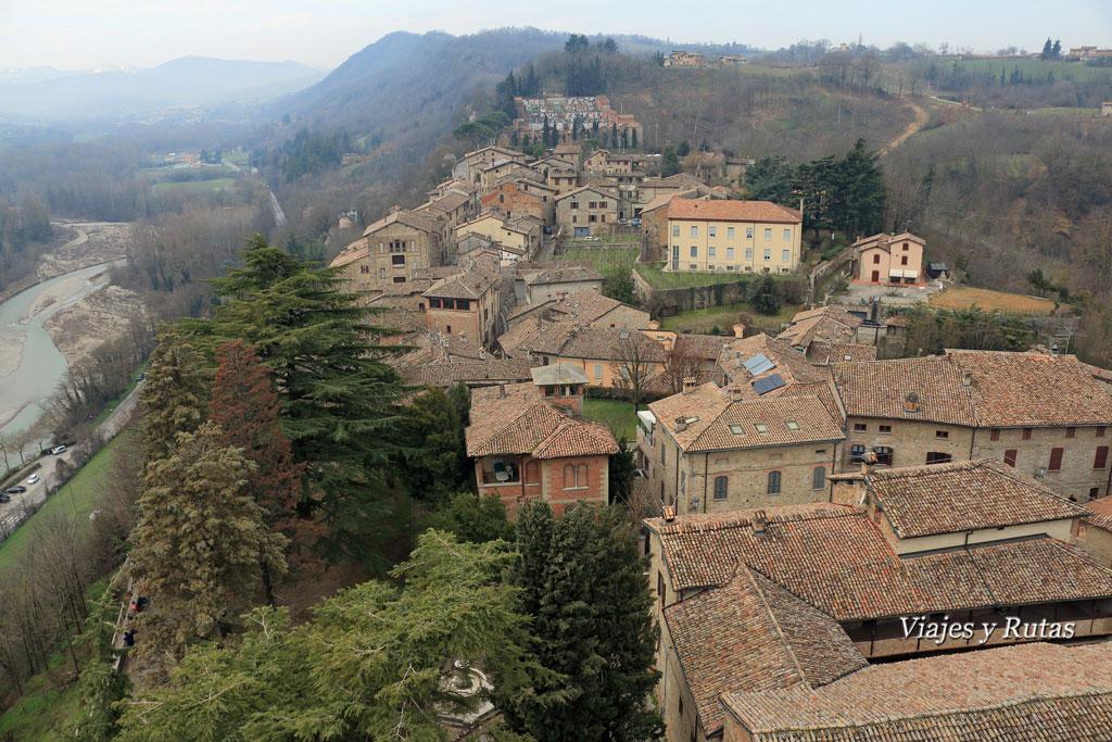 Castell'Arquato, Piacenza, Italia