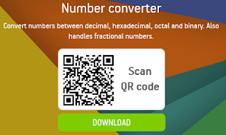 Number converter - decimal, hexadecimal, octal, binary