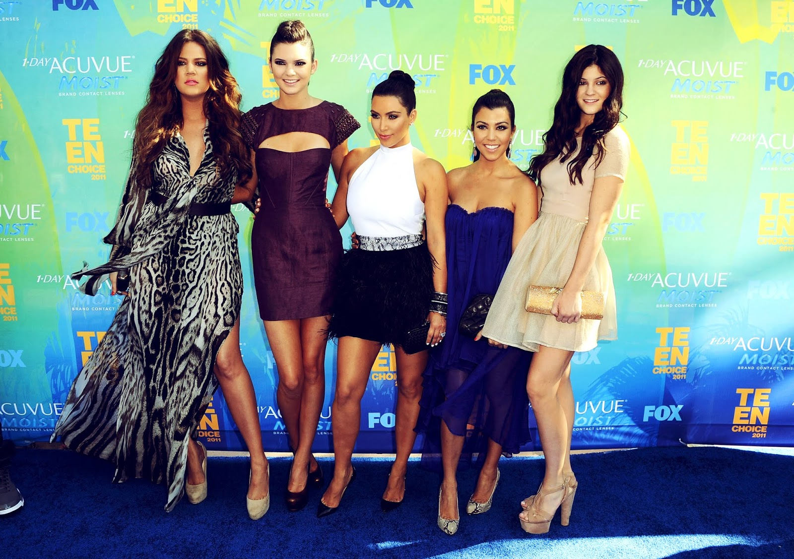 30 - Teen Choice Awards in August 11, 2011