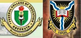 FCE Abeokuta (CEDEP) UI Degree Admission List 2019/2020 [UPDATED]