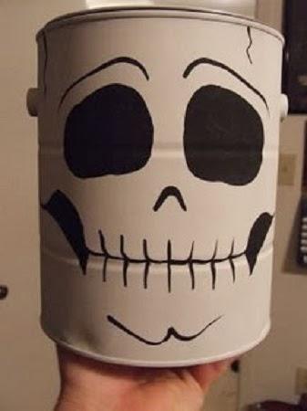 econotascom decoraci243n para halloween con materiales