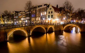 Wallpaper: Amsterdam. Netherlands