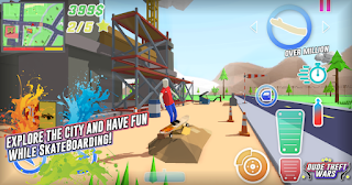 Dude Theft Wars: Open World Sandbox Simulator Beta Apk v0.83b Mod Free for android