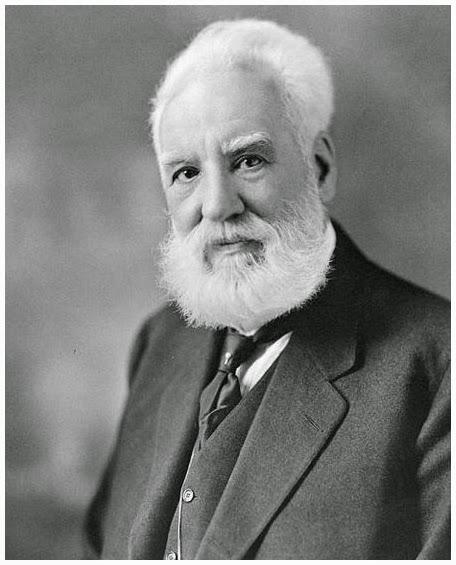Alexander Graham Bell Penemu Telpon