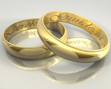 Designer Wedding Bands