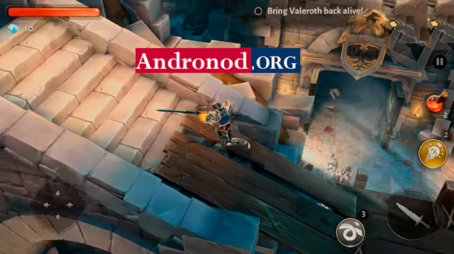 Download Dungeon Hunter 5 Mod Apk