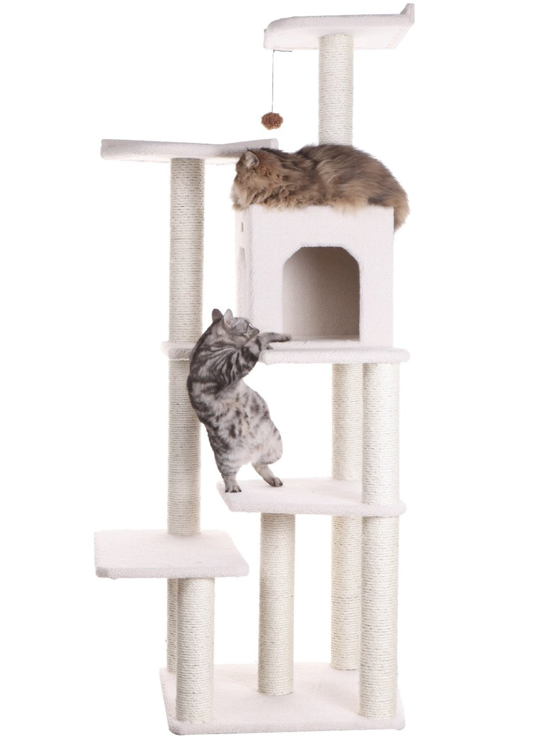 Cat Furniture For Sale Armarkat Cat Tree Condo Sale 68 Inch Cat Tree Furniture