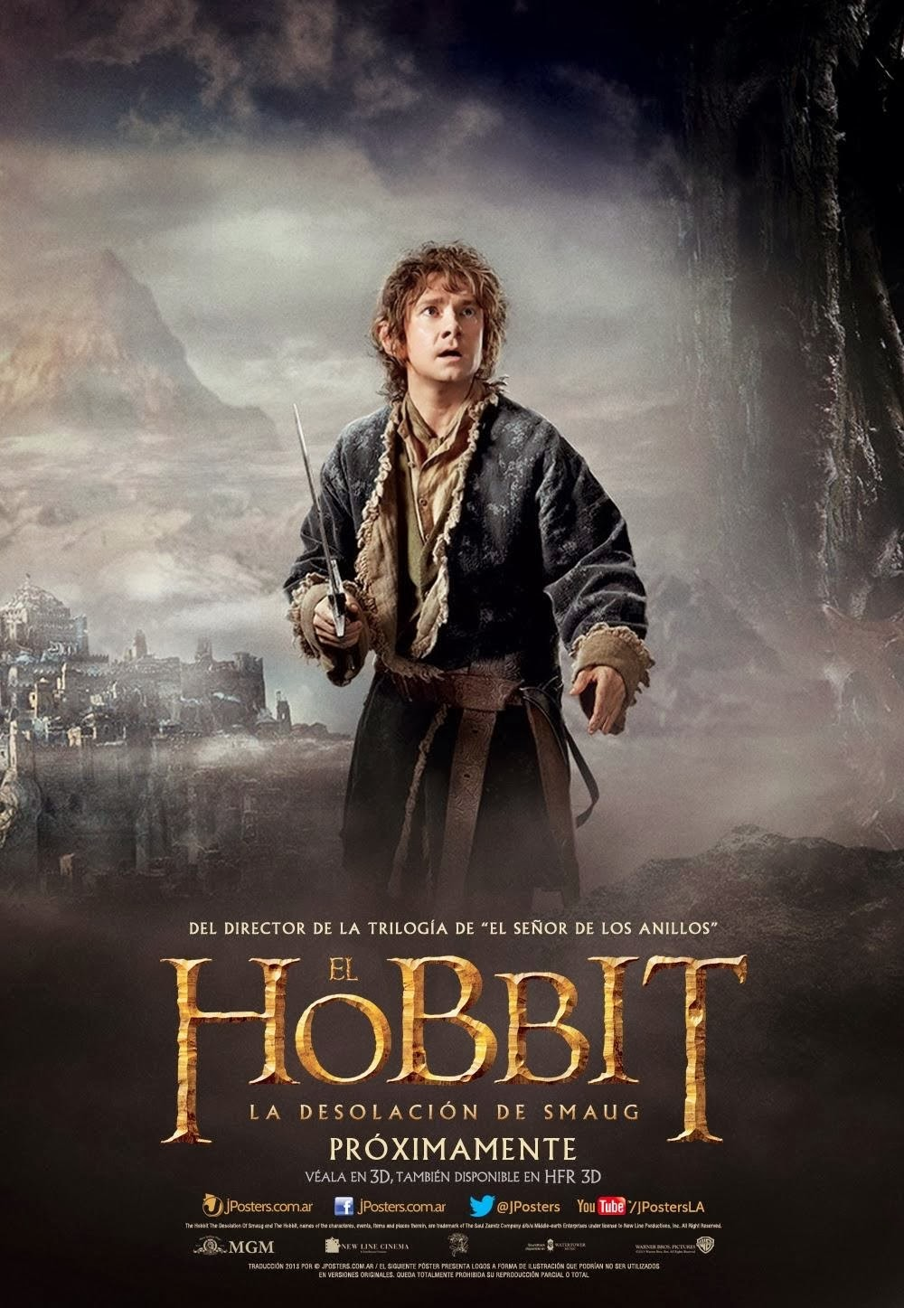 5 New The Hobbit: The Desolation Of Smaug International ...
