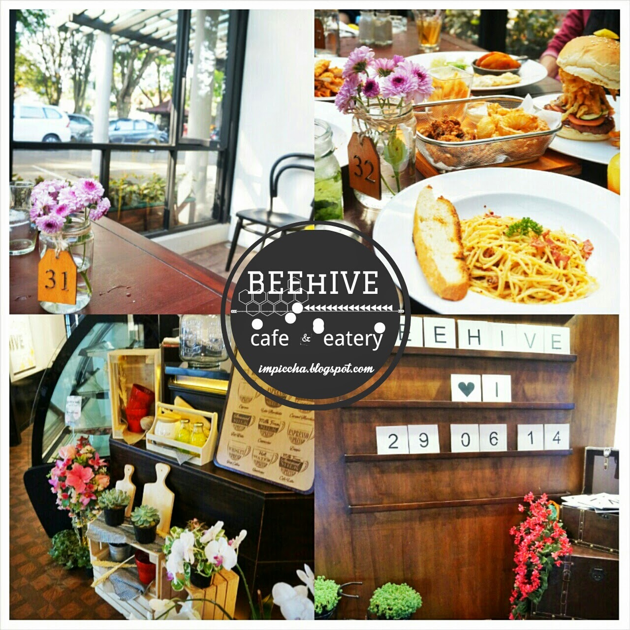 Review Beehive Cafe Bandung