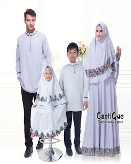baju lebaran keluarga zoya