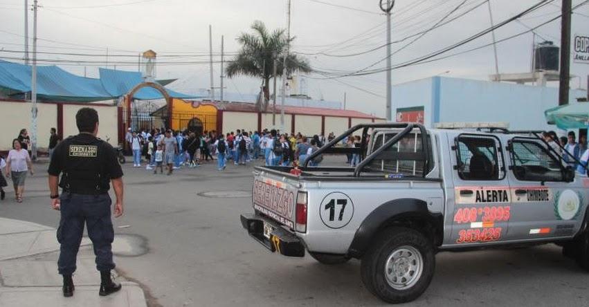 Municipalidad de Chimbote multará con S/ 4,200 al transporte escolar que opere sin licencia