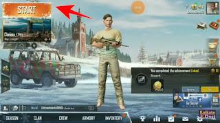 Pubg mobile gameplay