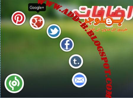إضافة,الشاركة,عبر,الشبكات,الاجتماعية,عائمة