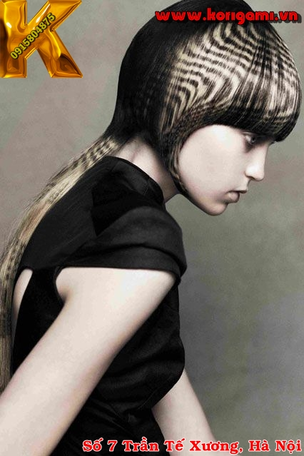 3d, hair color, vidal sassoon