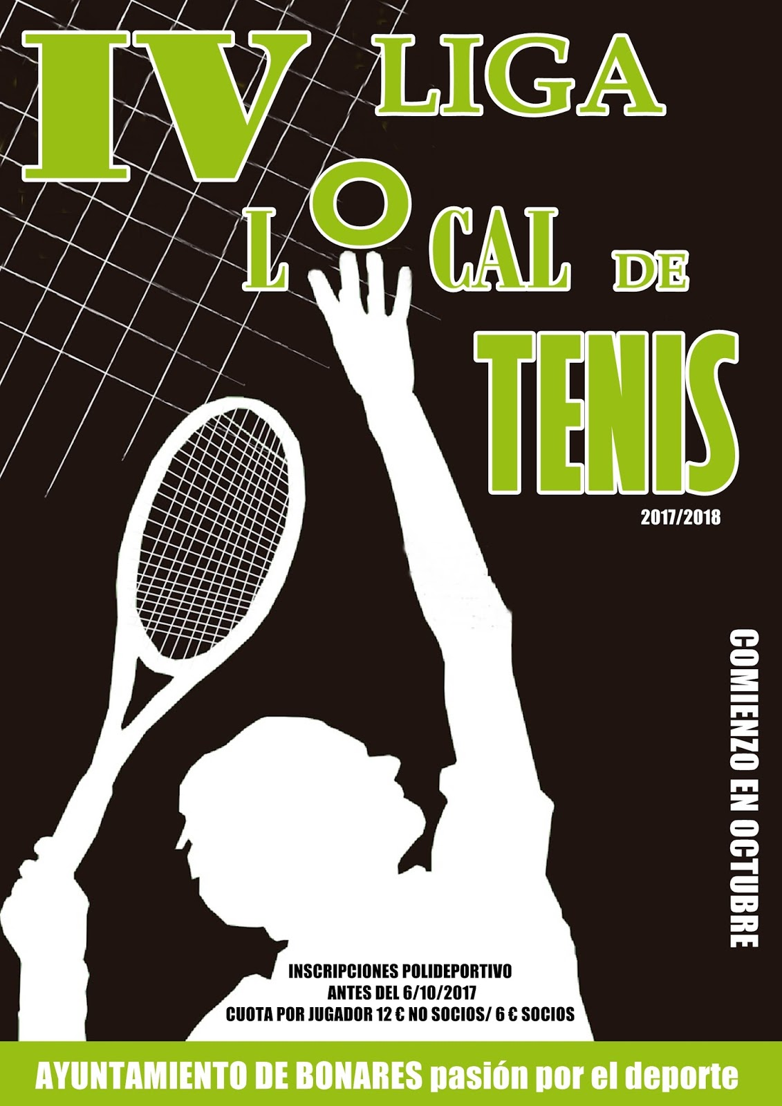 IV LIGA LOCAL DE TENIS