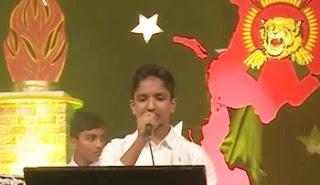Vizhimadal Moodi Thuyilkinra – Maaveerar Naal 2017