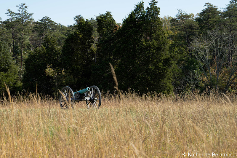Henry Hill Civil War Battlefield Virginia Weekend Getaway