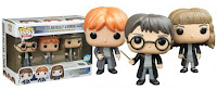 Funko Pop! Harry Potter 3-pack