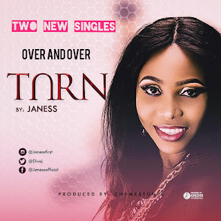 "New Music : Janess Releases Two New Singles ""Turn""& ""Over and Over"" 