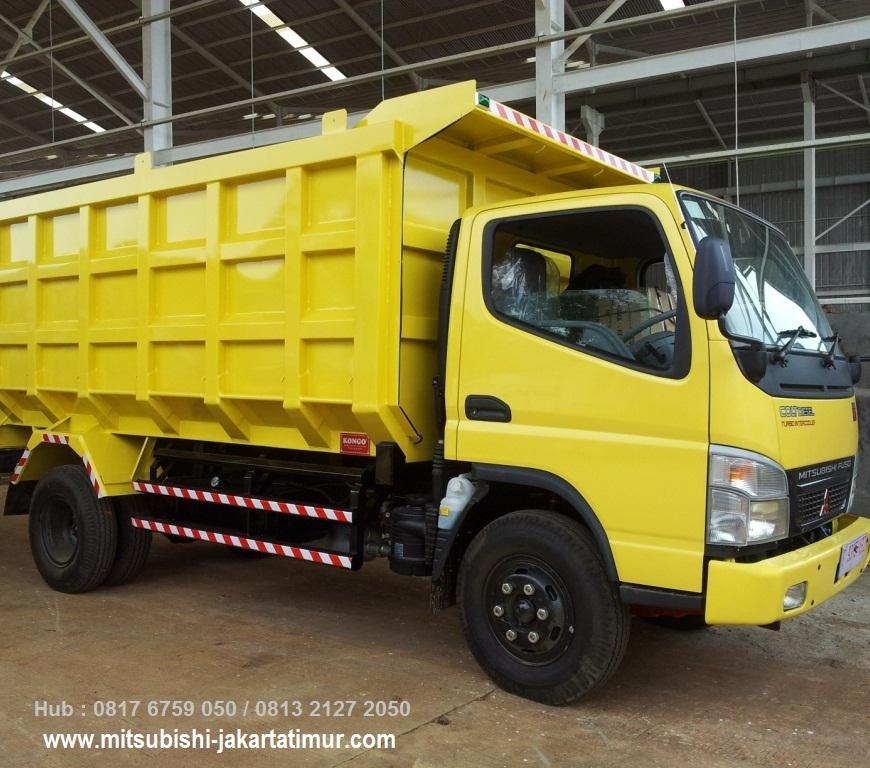 Harga Mobil Dump Truck