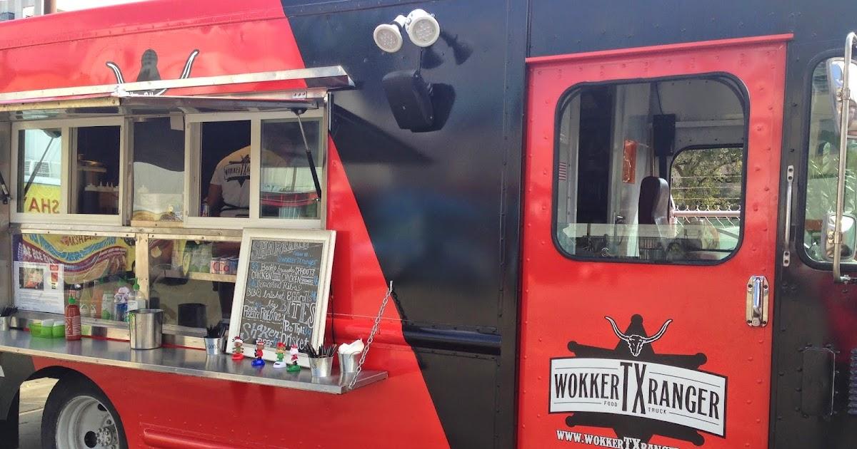 Chopped Houston Food Truck