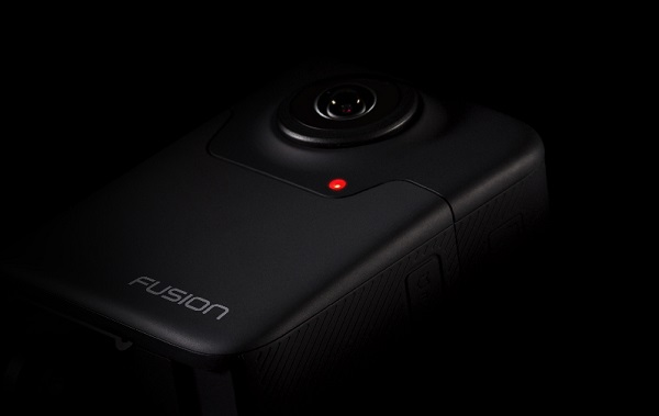 GoPro launches new 5.2K spherical camera, the Fusion