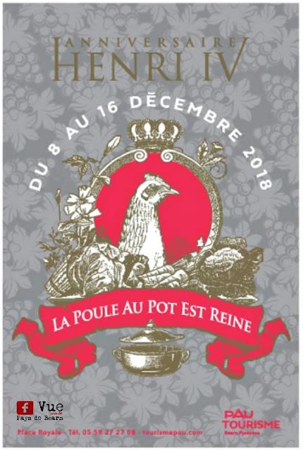 La Poule au Pot est reine Pau 2018
