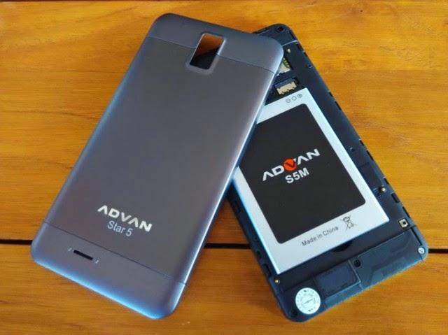 Harga Advan Q7a