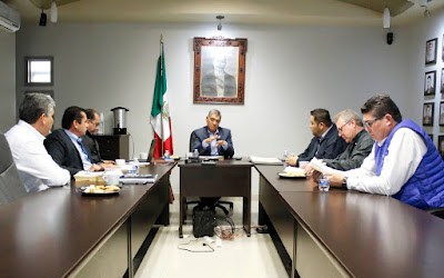 Realizan junta de Gobierno OOMAPAS Huatabampo