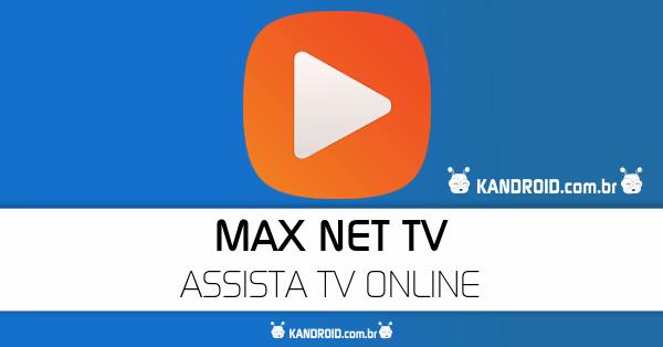 Max Net TV