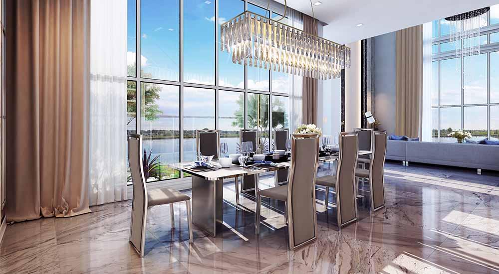 Penthouse Sky Villa Vinhomes Skylake Phạm Hùng