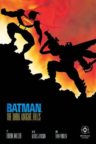 Batman - The Dark Knight Returns #4 Comic PDF