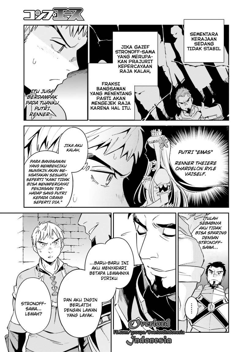 Overlord chapter 29 Bahasa Indonesia