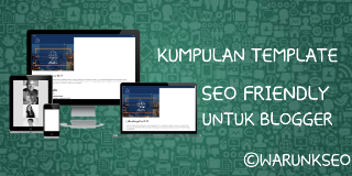 Kumpulan Template Blog Seo Friendly Gratis